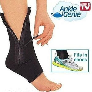 Other - Ankle Genie Zip up Compression Support